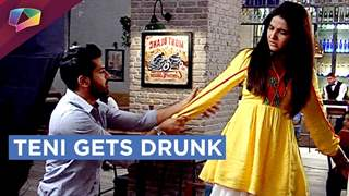 Teni Gets Drunk With Parth | Parth's Truth In Danger | Dil Se Dil Tak | Colors Tv