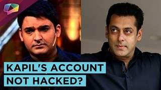 Kapil Sharma Clarifies His Account Was Not Hacked And He Himself ABUSED? | Legal Notice Issued