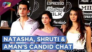 India Next Superstar Winners Natasha, Aman & Shruti Get Candid With India Forums