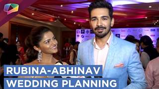 Here's how Rubina and Abhinav are planning their wedding