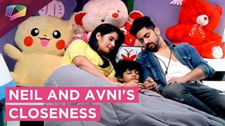 Neil And Avni Come Close Again|Naamkaran|Star Plus
