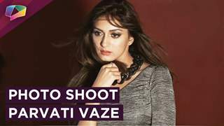Parvati Vaze Sizzles In Her Latest Photoahoot