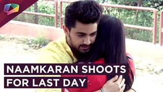 Naamkaran The Last Day Of Shoot