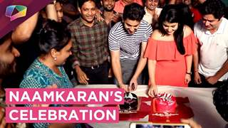 Naamkaran Celebrates The Last Day Of Shoot