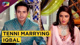 Tenni Is All Set To Marry Iqbal|Dil Se Dil Tak|Colors.