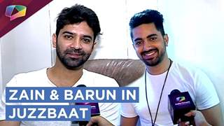 Zain Imam And Barun Sobti In Juzzbaat