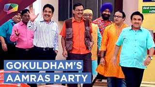 Jethalal Gives Aamras Party To All|Taarak Mehta Ka Oolta Chashma