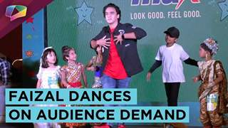 Faizal To Dance On Audience Demand