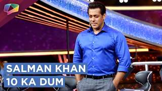 Salman Khan Launches 10 Ka Dum.