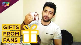 Arjit Taneja Receives Gifts From His Fans | Exclusive | Gift Segment