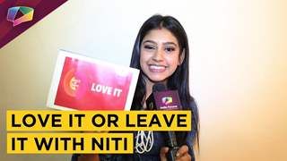Niti Taylor Takes Up The Love It Or Leave It Segment | Exclusive