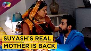 Suyash's Real Mom Is Back Because Of Falguni | Jiji Maa