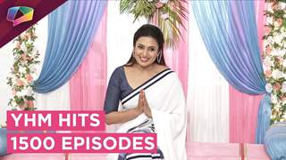 Roshni Is Back At Bhalla House | Yeh Hai Mohobatein Hits 1500 Episodes | Star Plus