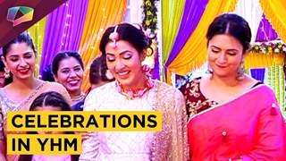Roshni's Baby Shower At The Bhalla House | Yeh Hai Mohobatein | Star Plus