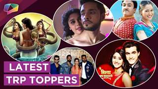 Naagin 3, Dance Deewane, Yeh Rishta And More | TRP Toppers Of This Week