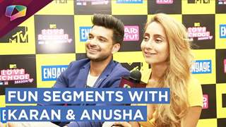 Karan Kundra And Anusha Dandekar Share About Their Fantasies | Love, Lust & Relationships