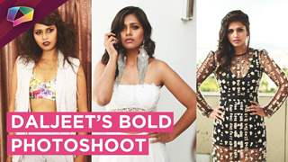 Dalljiet Kaur Does An Amazing Covershoot | Bold Avataar | Exclusive