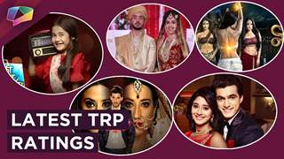 Ishq Subhan Allah Drops, YRKKH, Kulfi On A Rise | Latest TRP Toppers | Naagin 3 Rules