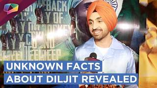 Diljit Dosanjh REVEALS Never-Known-Before Facts about him