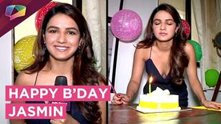 Jasmin Bhasin Celebrates Her Birthday With India Forums | Exclusive Interview