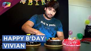 Vivian Dsena Celebrates His Birthday With India Forums | Exclusive Interview