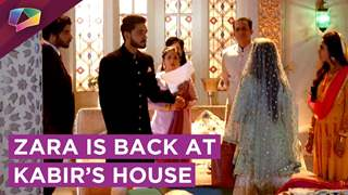 Zara Disagrees With The Divorce And Gets Back To Kabir | Zee Tv | Ishq Subhan Allah
