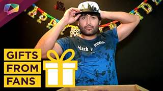 Vivian Dsena Receives Birthday Gifts From His Fans | Exclusive