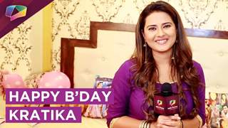 Kratika Sengar Celebrates Her Birthday With India Forums | Exclusive Interview