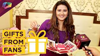Kratika Sengar Received Birthday Gifts From Her Fans | Exclusive