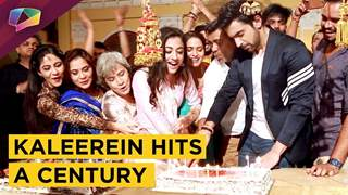 Kaleerein Hits A Century | Exclusive Interview | Aditi Sharma | Arjit Taneja