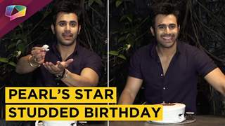 Pearl V Puri Celebrates His Birthday With Friends | Surbhi, Karishma, Anita & More