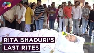Rita Bhaduri Passes Away | Funeral Full Video