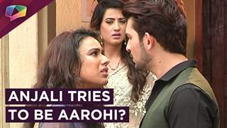 Deep Is Fooled By Anjali | New Entry In Ishq Main Marjawan | Colors tv