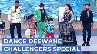 Dance Deewane's Challengers Special | Saturday Episode Update | Colors tv