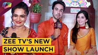 Vrushika Mehta, Manish Goplani And Renee Dhyani Launch Their Show Yeh Teri Galiyaan