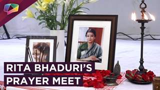 Rita Bhaduri's Prayer Meet In Mumbai | Full Video
