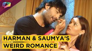 Harman And Saumya Have Some Weird Yet Romantic Moments | Shakti
