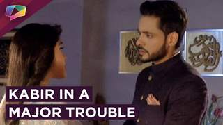 Kabir In A Major Trouble Due To Miraj | Zara Cheers Him Up | Ishq Subhan Allah