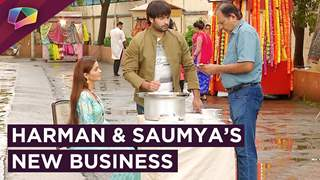 Harman And Saumya Start A New Business | Shakti | Colors tv