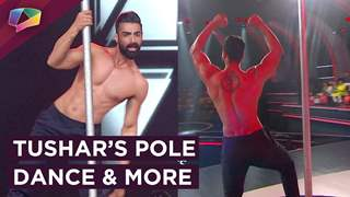 Dance Deewane To Have Trio Acts & Tushar's Pole Dance | Raveena Tandon As The Guest