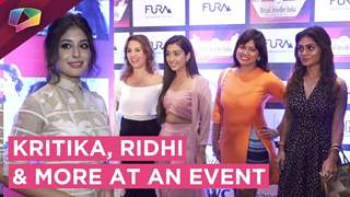 Kritika Kamra, Ridhi Dogra, Sreejita & More Attend A Jewellery Event