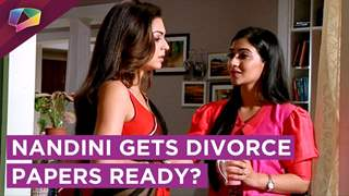 Mauli And Nandini Get Divorce Papers Ready | Silsila Badalte Rishton Ka