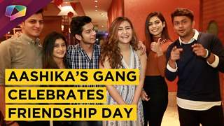 Aashika Bhatia Celebrates Friendship Day With Awez, Nagma, Ali, Anam & Nikhil | Exclusive