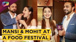 Mohit Abrol Makes Chaats For Mansi Srivastav | Exclusive Interview