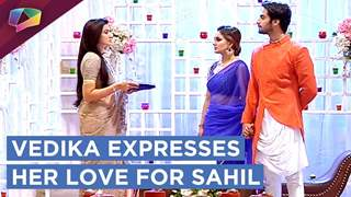 Vedika Expresses Her Love For Sahil At His Engagement | Aapke Aa Jaane Se1