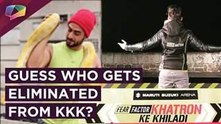 Zain Imam And Aly Goni Get Eliminated Or NOT?   Khatron Ke Khiladi