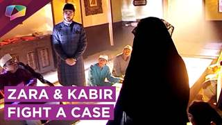 Zara Escapes Miraj's Masterplan | Zara & Kabir Fight A Case | Ishq Subhan Allah
