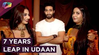 Colors Tv Show Udaan Witnesses New Entries And 7 Years Leap