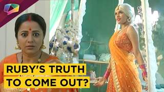 Vedeshree Sees Ruby's Real Avatar | Nazar | Star Plus