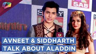 Siddharth Nigam And Avneet Kaur Talk About Their New Show Aladdin | Exclusive